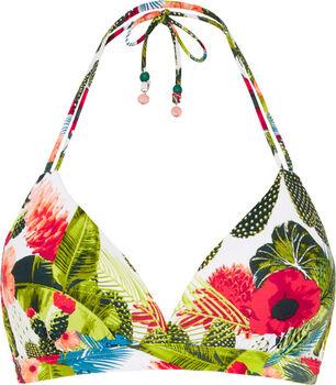 Beach Life Foam + bikinitop Dames Multicolor