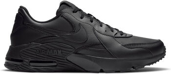 Nike Air Max Excee Leather sneakers Heren Zwart