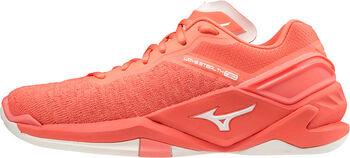 Mizuno Wave Stealth Neo handbalschoenen Dames Roze
