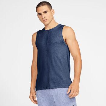 Nike Dri-FIT tanktop Heren Blauw