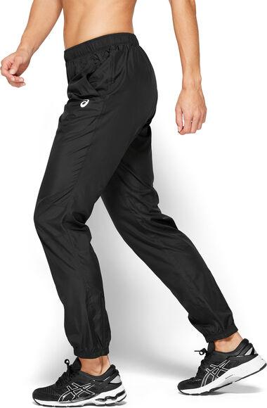 Silver Woven broek