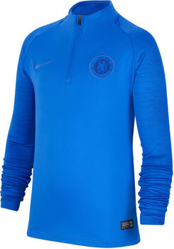 Nike Chelsea FC Dry Strike Drill shirt Jongens Blauw