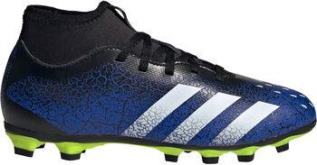 adidas Predator Freak .4 S FxG kids voetbalschoenen Blauw