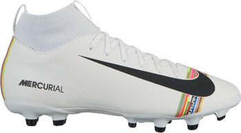 Nike Superfly 6 Academy CR7 MG jr voetbalschoenen Jongens Wit
