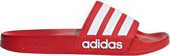 adidas Cloudfoam Adilette slippers Heren Rood