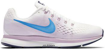 Nike Air Zoom Pegasus 34 hardloopschoenen Dames Wit