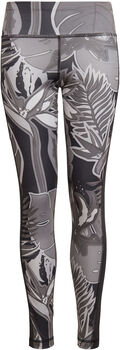 adidas AEROREADY Allover Print Legging Wit