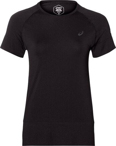 Asics - Seamless shirt - Dames - Shirts - Zwart - M