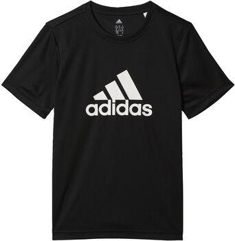 ADIDAS Gear Up jr shirt Jongens Zwart