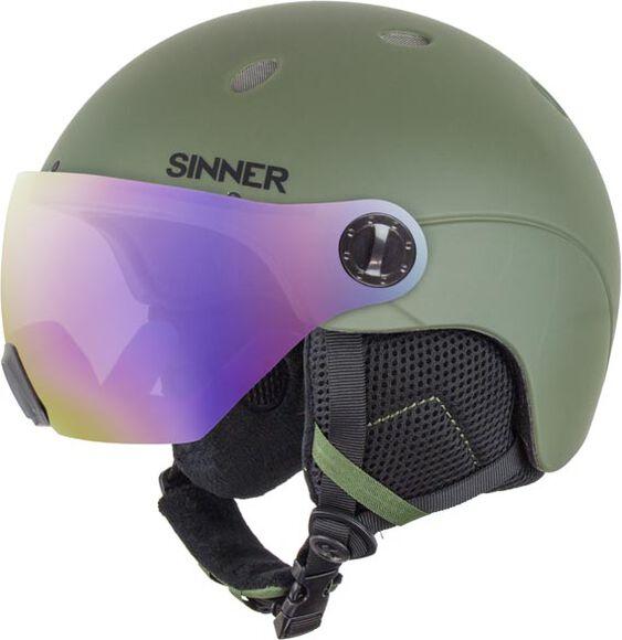 Titan Visor skihelm