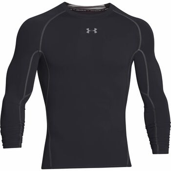 Under Armour Armour HG Comp longsleeveshirt Heren Zwart