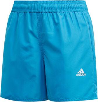 adidas Classic Badge of Sport kids zwemshort  Blauw