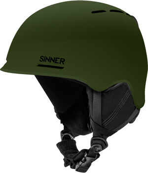 Sinner Fortune skihelm Heren Groen