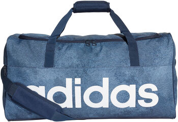 ADIDAS Linear Performance Medium duffeltas Heren Blauw