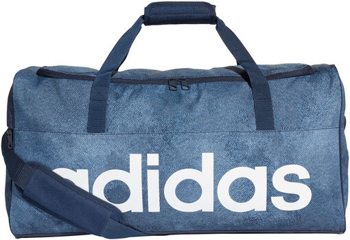 Adidas - Linear Performance Medium duffeltas - Heren - Accessoires - Blauw - M