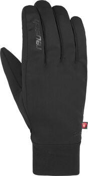 Reusch Walk Touch-Tec Windstopper handschoenen Zwart