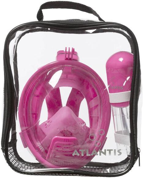 2.0 kids pink snorkelmasker