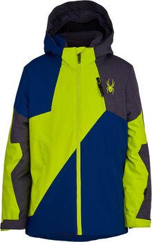 Spyder Ambush kids ski-jas Jongens Blauw