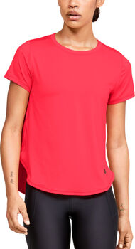 Under Armour Armour Sport shirt Dames Rood