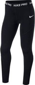 Nike Pro tight Meisjes Zwart
