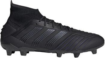 ADIDAS Predator 19.1 FG voetbalschoenen Heren Zwart