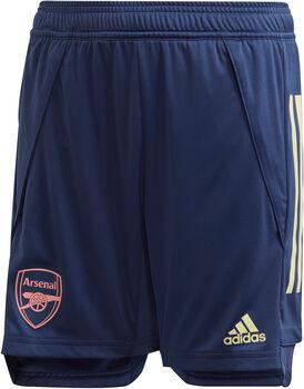 ADIDAS Arsenal Training short 20/21 Jongens Blauw