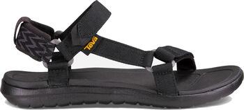 Teva Sanborn Universal slippers Dames Zwart
