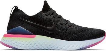 watch fb549 10dac Nike Epic React Flyknit 2 hardloopschoenen Dames Zwart