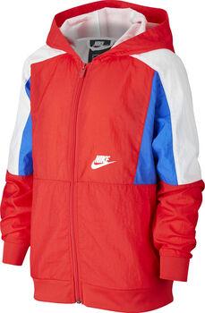 Nike Sportswear sweater Jongens Rood