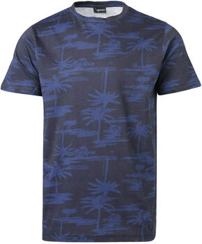 Brunotti Ben-AO t-shirt Heren Blauw