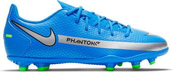 Nike Phantom GT Club FG/MG kids voetbalschoenen Blauw