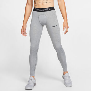 Nike Pro tight Heren Grijs