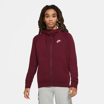 Nike Sportswear Essential hoodie Dames Rood