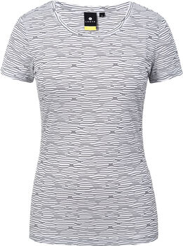 Luhta Aakkula t-shirt Dames Wit