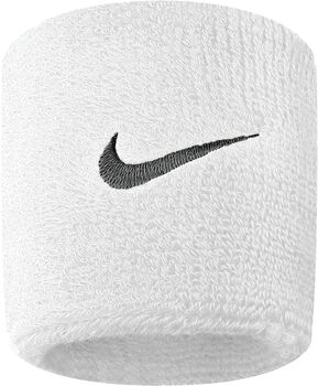 Nike Accessoires Swoosh polsband Wit