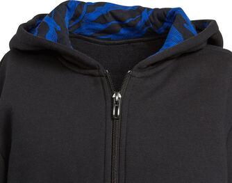 Linear hoodie