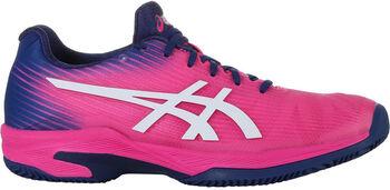 Asics Solution Speed FF Clay tennisschoenen Dames Roze