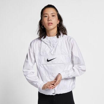 Nike Sportswear Animal hoodie Dames Wit