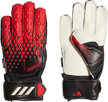 adidas Predator 20 Match Fingersave handschoenen Zwart