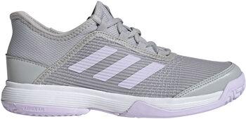 adidas Adizero Club kids tennisschoenen  Grijs