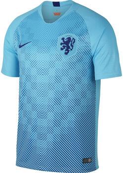 Nike Breathe Nederlands Elftal Away Stadium shirt Heren Blauw
