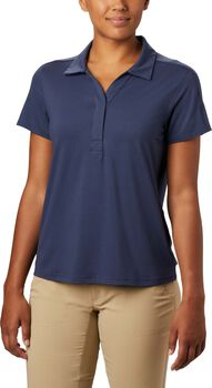 Columbia Firwood Camp II polo Dames Blauw