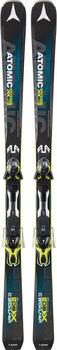 ATOMIC Vantage X 80 CTI & XT 12 ski's Heren Zwart