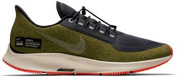 Nike Air Zoom Pegasus 35 Shield hardloopschoenen Heren Groen