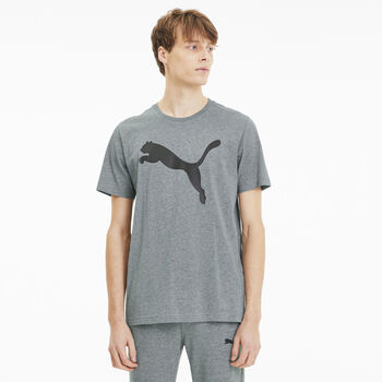 Puma Active Ka shirt Heren Grijs