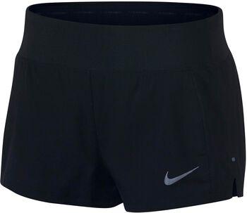 "Nike Eclipse 3"" short Dames Zwart"