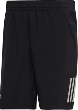 ADIDAS Club 3-Stripes 9-Inch short Heren Zwart