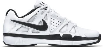 Nike Air Vapor Advantage Leather tennisschoenen Heren Wit