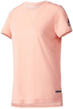 Adidas Climachill shirt Dames Oranje
