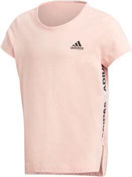 ADIDAS ID VFA shirt Meisjes Oranje